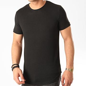 Ikao - Tee Shirt Oversize F817 Noir