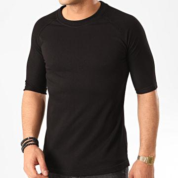 Ikao - Tee Shirt Oversize F811 Noir