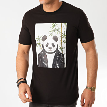 Ikao - Tee Shirt F805 Noir