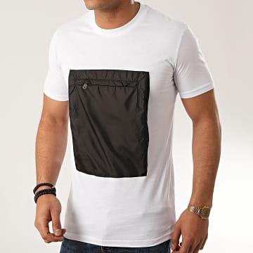 Ikao - Tee Shirt F912 Blanc