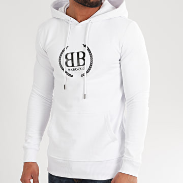 Uniplay - Sweat Capuche HD-42 Blanc