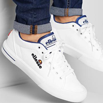 Ellesse - Baskets Taggia Textile 613662 White Dark Blue