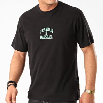 Franklin And Marshall - Tee Shirt JM3000-1000P01 Noir