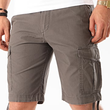 Jack And Jones - Short Cargo Charlie Gris Anthracite