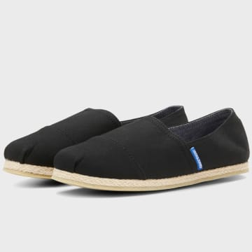 Jack And Jones - Espadrilles 12169384 Gris Anthracite