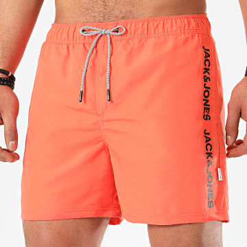 Jack And Jones - Short De Bain Aruba Corail