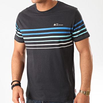 MZ72 - Tee Shirt Tribord Bleu Marine