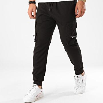 KZR - Pantalon Jogging 18167 Noir