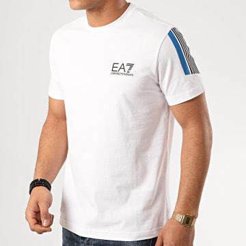 EA7 - Tee Shirt 3HPT35-PJ7BZ Blanc