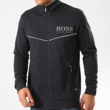 BOSS - Veste Zippée 50424851 Bleu Marine