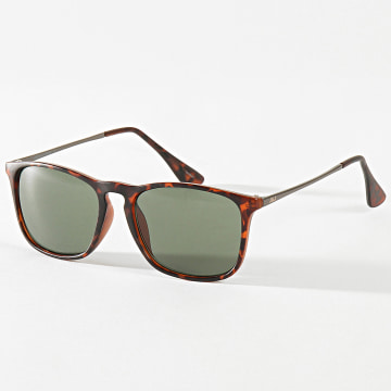 Jack And Jones - Lunettes De Soleil Maverick Marron