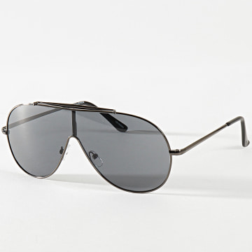 Jack And Jones - Lunettes De Soleil Punk Gris