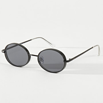 Jack And Jones - Lunettes De Soleil Steam Noir