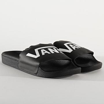Vans - Claquettes 4KIIX61 Noir