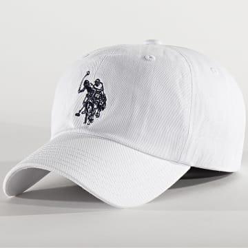 US Polo ASSN - Casquette 18158998-45280 Blanc
