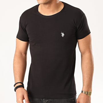 US Polo ASSN - Tee Shirt Basic Noir