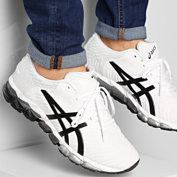 Asics - Baskets Gel Quantum 360 5 1021A113 White Black