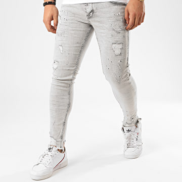 Classic Series - Jean Skinny DHZ-2855 Gris