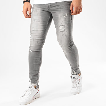 Classic Series - Jean Skinny DHZ-3042 Gris