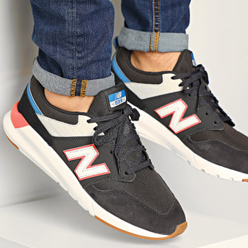New Balance - Baskets Lifestyle 009 777141 Black