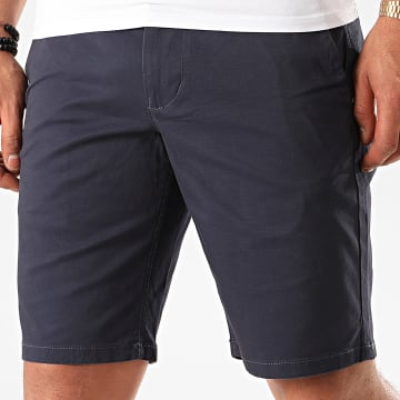 Only And Sons - Short Chino Cam PK4978 Bleu Marine