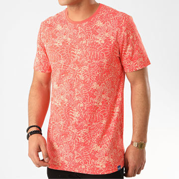 Only And Sons - Tee Shirt Slim Caj Rose Floral