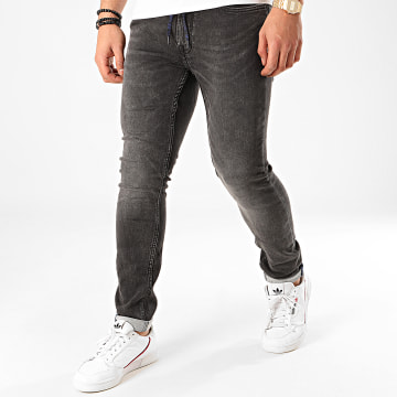 Only And Sons - Jean Skinny Warp 5366 Gris Anthracite