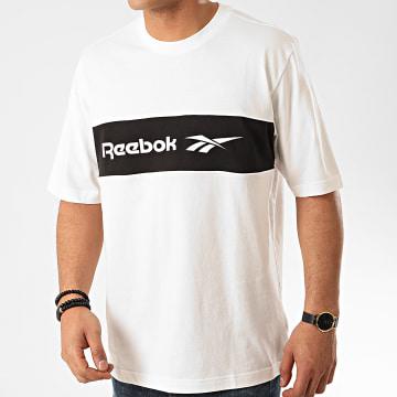Reebok - Tee Shirt Classic Linear FK2716 Ecru