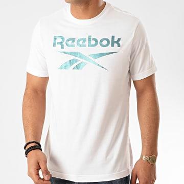 Reebok - Tee Shirt Big Logo FS6107 Blanc