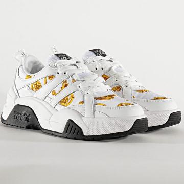 Versace Jeans Couture - Baskets Femme Linea Fondo Fire VVBSF5 71520 White Renaissance