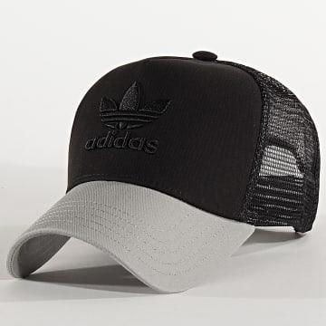 Adidas Originals - Casquette Trucker Trefoil FN1479 Noir
