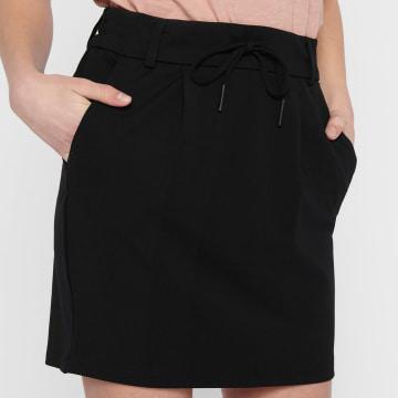 Only - Jupe Femme Poptrash 15132895 Noir