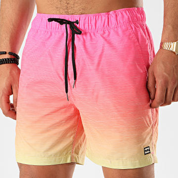 Billabong - Short De Bain All Day Faded Rose Orange
