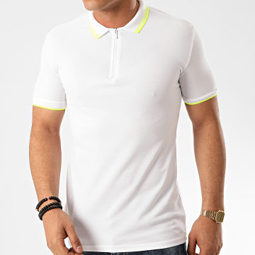 Classic Series - Polo Manches Courtes 2154 Blanc