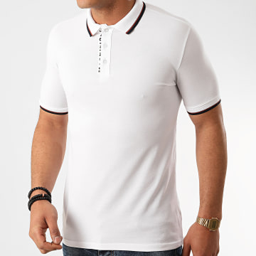 Classic Series - Polo Manches Courtes 2140 Blanc