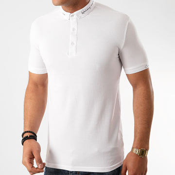 Classic Series - Polo Manches Courtes 2174 Blanc