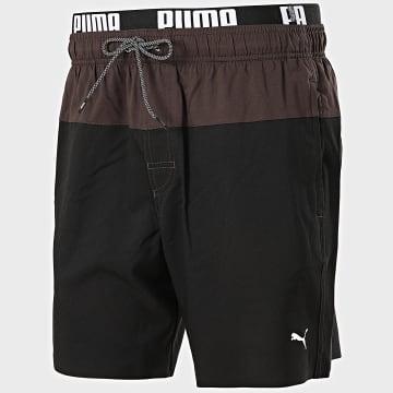 Puma - Short De Bain 100000075 Noir