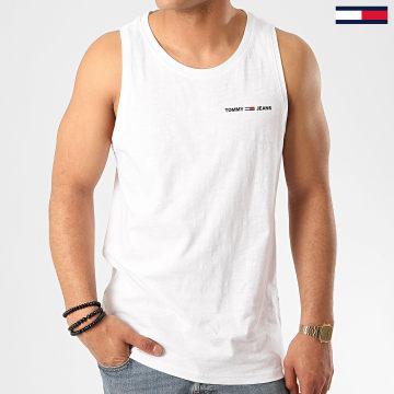 Tommy Jeans - Débardeur 7842 Blanc