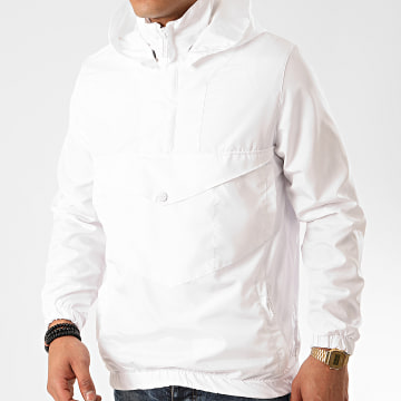 Uniplay - Veste Outdoor Capuche KW-1 Blanc