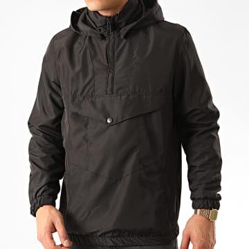 Uniplay - Veste Outdoor Capuche KW-1 Noir