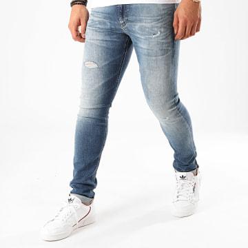 Calvin Klein - Jean Skinny 016 4626 Bleu Denim