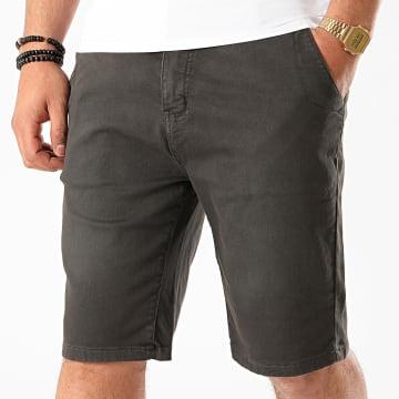 Deeluxe - Short Jean Tradel Gris Anthracite