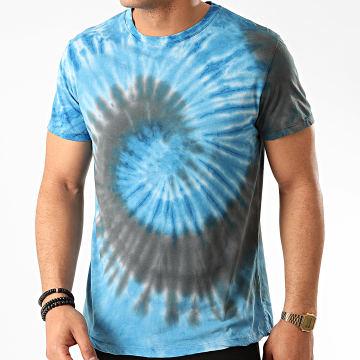 Frilivin - Tee Shirt 92512 Bleu Clair