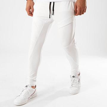 John H - Pantalon Jogging 2506 Blanc