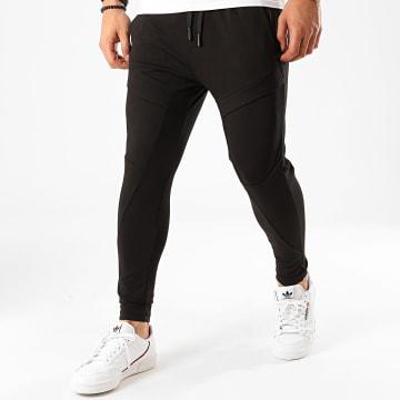 John H - Pantalon Jogging 2506 Noir