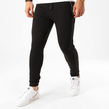 King Off - Pantalon Jogging 2502 Noir