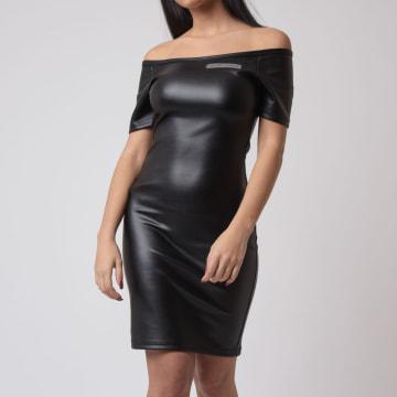 Project X - Robe Femme F207043 Noir