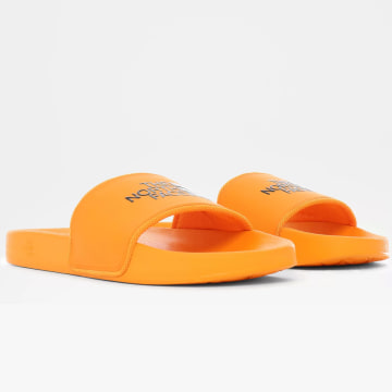 The North Face - Claquettes Base Camp Slide II Orange