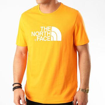 The North Face - Tee Shirt Easy TX3E Orange