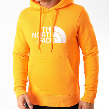 The North Face - Sweat Capuche Drew Peak PLV AHJY Orange